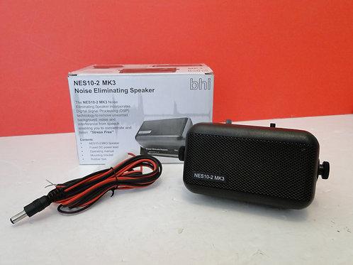 BHI NES10-2 MK 3 NOISE ELIMINATING SPEAKER