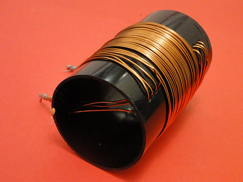 coil former with copper winding