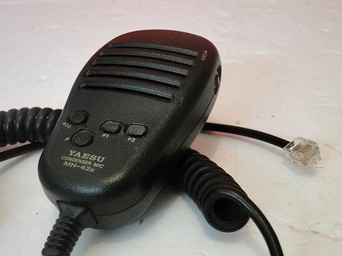 yaesu condensor mic MH-42B