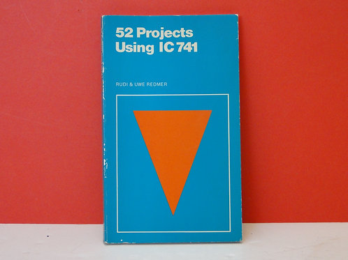 52 PROJECTS USING  IC741
