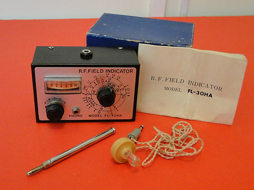 RF FIELD INDICATOR MODEL FL-30HA