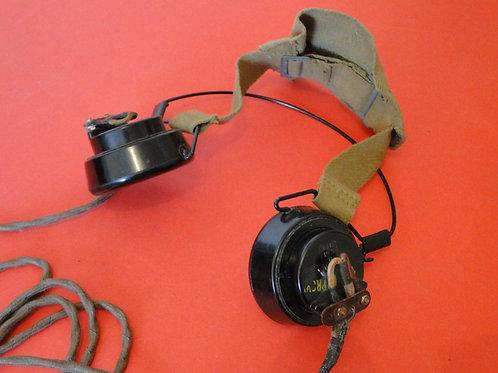 MILITARY HEADPHONES DLR No 5 H