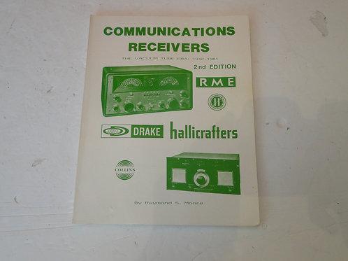 Communications Receivers Vacuum Tube Era 1932-1981 Hallicrafters RME Drake