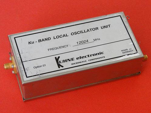 KU-BAND LOCAL OSCILLATOR UNIT DB6nt