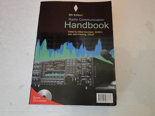 RADIO COMMUNICATION HANDBOOK 9TH EDITION