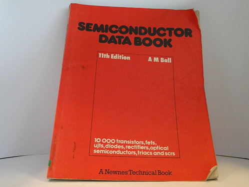 Semiconductors Data Book by AM BALL