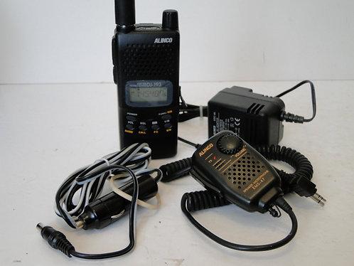 ALINCO DJ-193 VHF FM TRANSCEIVER