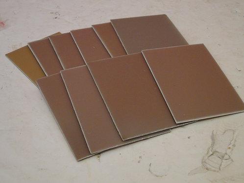 copper board 10x7cm  x 1