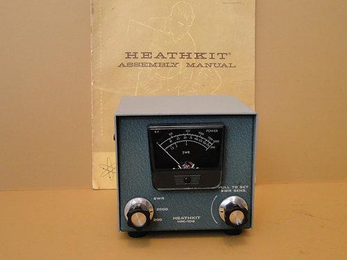 HEATHKIT HM-102 RF POWER METER SN 123604