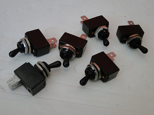 SELECTION OF MINI TOGGLE SWITCHES