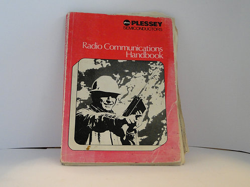 Radio Communications Handbook Plessey