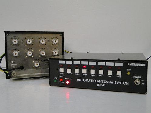 AMERITRON RCS-12 AUTOMATIC ANTENNA SWITCH