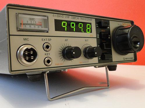 TOKYO HY-POWER HT-106 6m BAND VHF 50MHz SSB/CW TRANSCEIVER SN 7100093