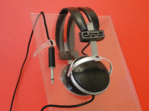 KENWOOD HS-5 HEADPHONES