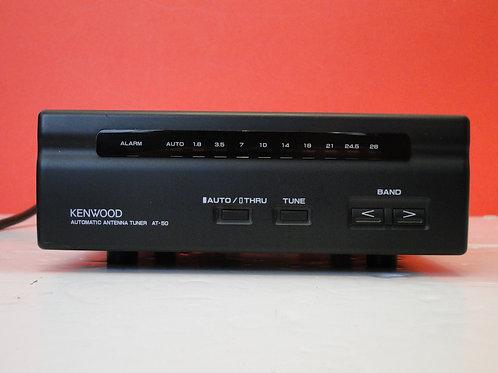 KENWOOD AT-50 ATU  SN 50300984