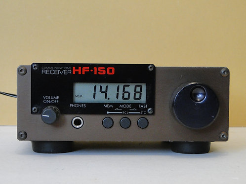 LOWE HF-150 COMMUNICATIONS RECEIVER  SN 151414