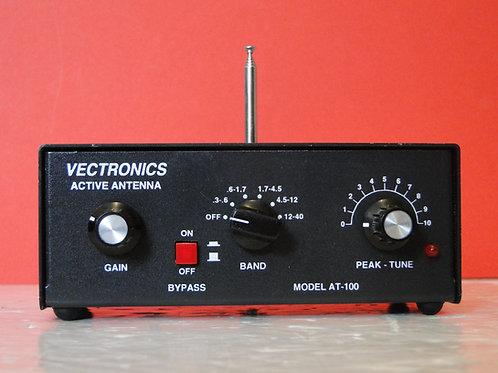 VECTRONICS ACTIVE ANTENNA MODEL AT-100