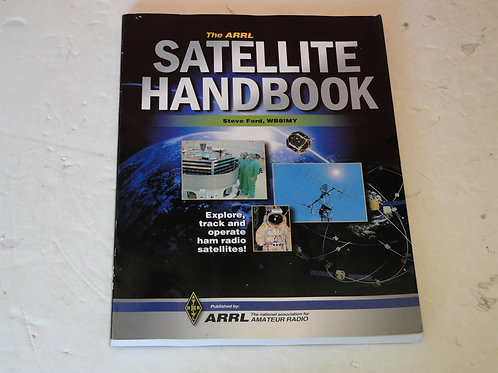 THE ARRL SATELLITE HANDBOOK, STEVE FORD WB8IMY