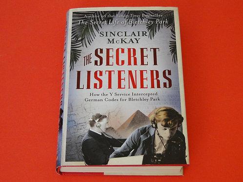 THE SECRET LISTENERS, SINCLAIR McKAY