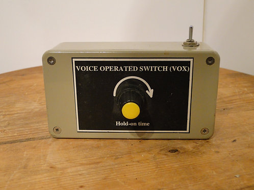 Voice Operated Switch VOX - Kit ?