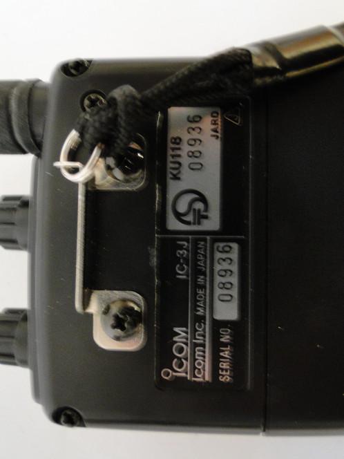 Icom IC-3J 430MHz FM Transceiver