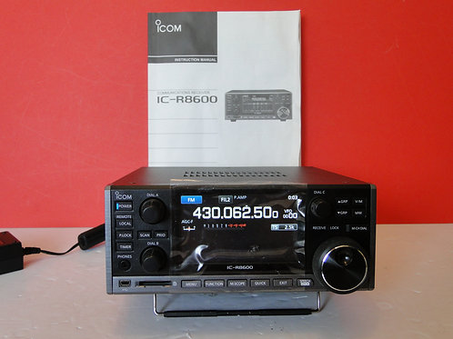 ICOM IC-R8600 WIDE BAND RECEIVER SN 03002006