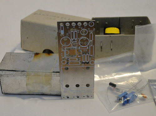 Danbury Elec mini transformer and maplin pre-amp kit parts