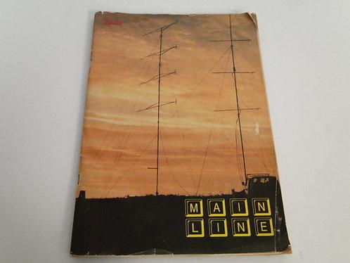 Main Line catalogue 1994 vintage