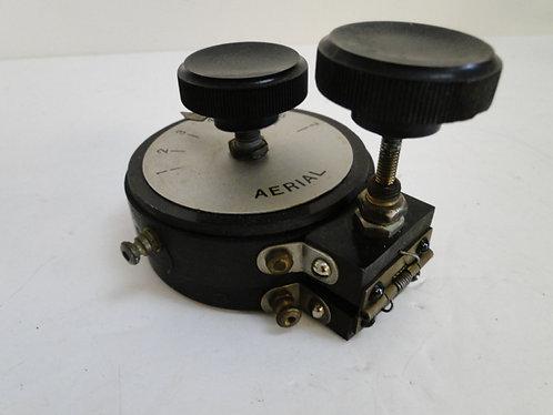 Aerial coupling unit vintage