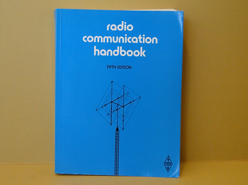 RADIO COMMUNICATION HANDBOOK 5TH EDITION RSGB
