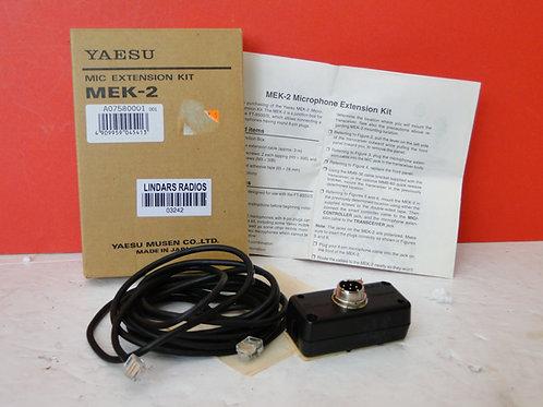 YAESU MEK-2 MIC EXTENSION KIT
