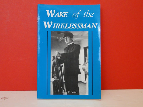 WAKE OF THE WIRELESSMAN,  B.J. CLEMONS