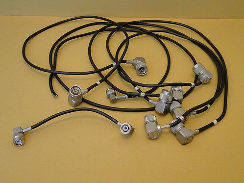 SUHNER COAX CABLE RG-223/U 50 OHM JOB LOT