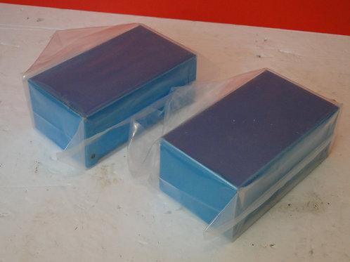 PROJECT BOXES 13.5 x 7.5 x 5cm  X 2