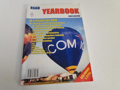 rsgb year book 2003 edn