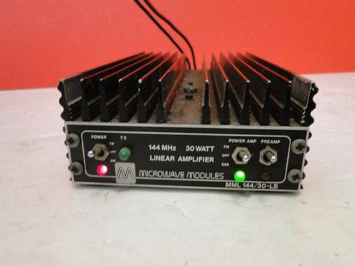 MM LINEAR AMPLIFIER 144/30-LS  SN 1082900