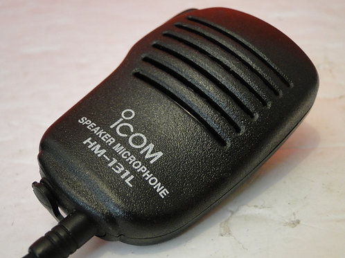 ICOM HM-131L  SPEAKER MICROPHONE
