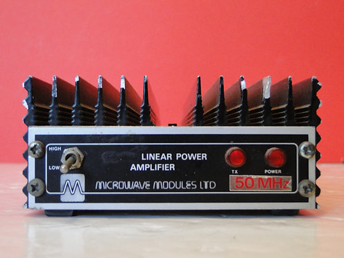 MML LINEAR AMPLIFIER 50MHz