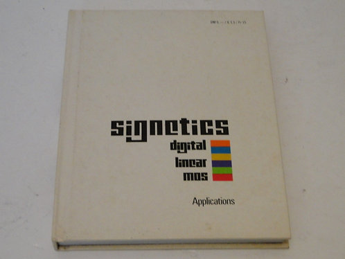 SIGNETICS DIGITAL LINEAR MOS