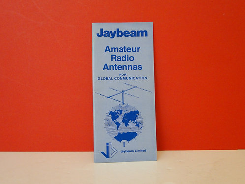 JAYBEAM AMATEUR RADIO ANTENNAS
