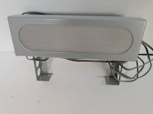 Grey Bar Speaker with grey bracket qc14