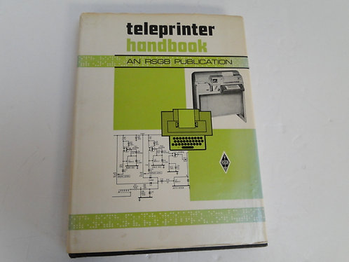 teleprinter handbook an rsgb publication