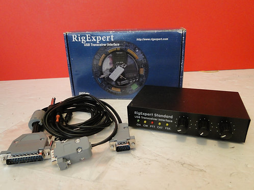 RigExpert STANDARD USB TRANSCEIVER INTERFACE  SN 952