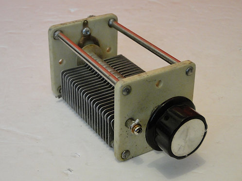 AIR SPACE CAPACITOR