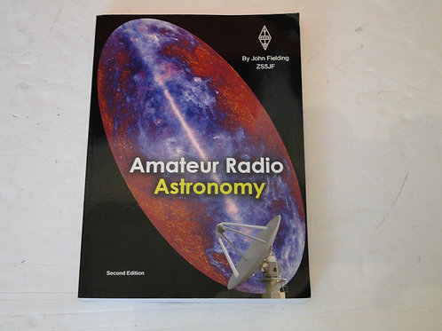 AMATEUR RADIO ASTRONOMY, JOHN FIELDING