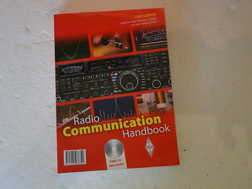 RADIO COMMUNICATION HANDBOOK 11TH EDITION