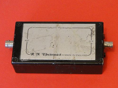 FET PRE-AMPLIFIER , RN ELECTRONICS