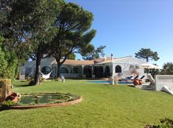 Garden Pool Terrace