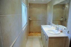 Master bedroom shower room