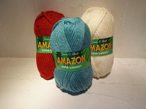 Amazon Super Chunky